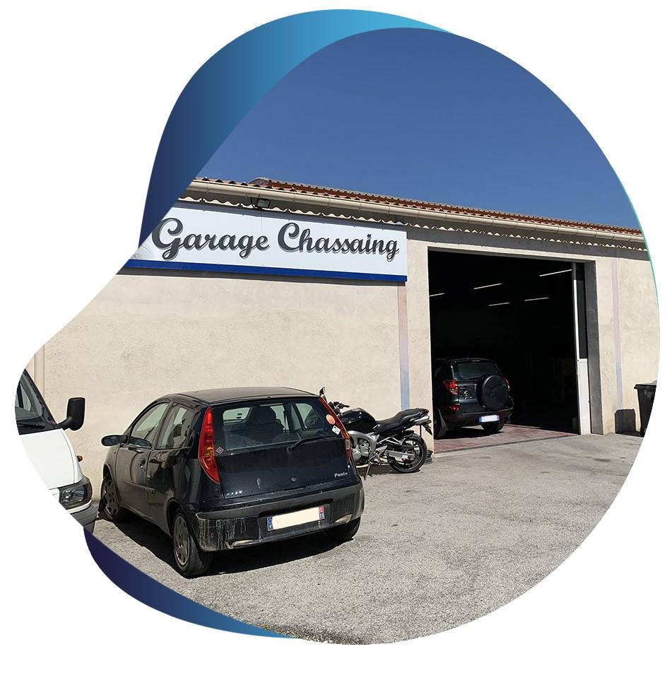 Réparation automobile Garage Chassaing