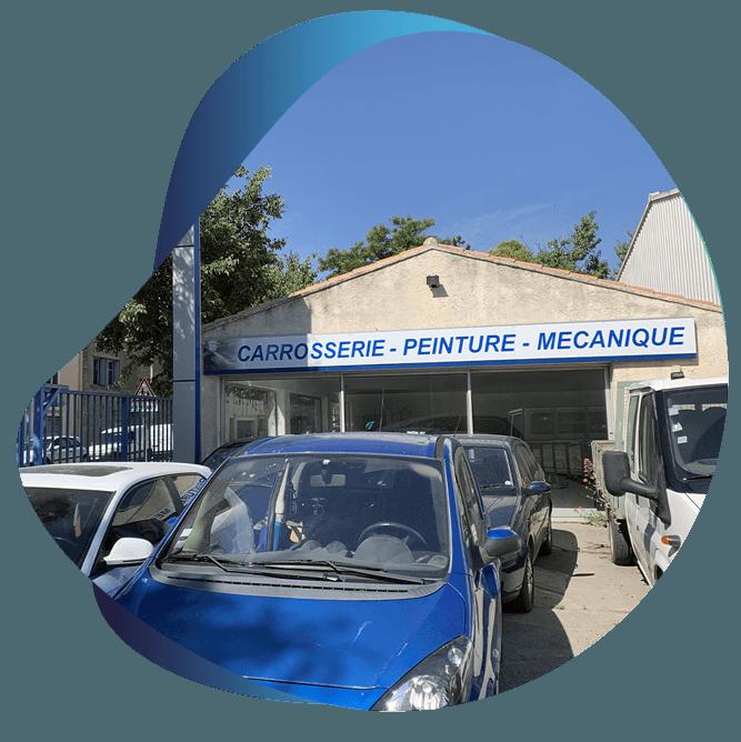 tous travaux de réparation et d'entretien automobile